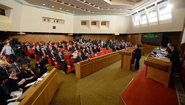 Полномочия по отношению к Парламенту